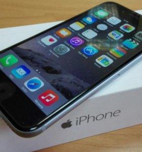 Новый iphone 6 64gb space gray