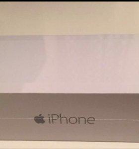 Новый в упаковке iphone 6 16gb GOLD золотой .