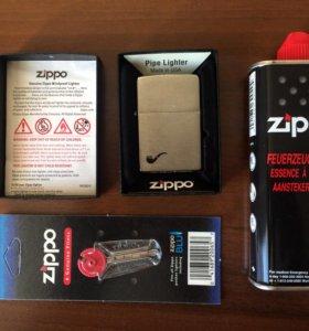 Зажигалка для трубки Zippo