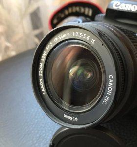 Фотоаппарат Canon EOS 550D 18-55mm