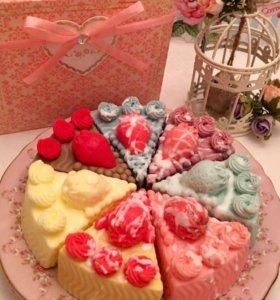 Торт из мыла