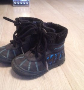 Минимен ботинки