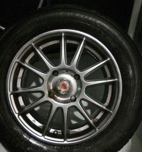 Литые диски Honda CR-V