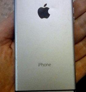 iPhone 5s в 6s корпусе