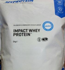 Протеин Impact Whey Myprotein (Англия)