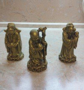 Статуэтка (Три звездных старца)