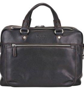 Продаётся кожаная сумка Dr. Koffer B471470-02-04