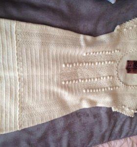 Платье вязаное MANGO