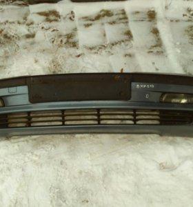 Усилитель переднего бампера БМВ е46