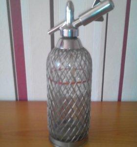 Сифон для газированной воды в домашних условиях