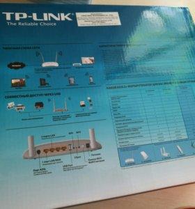 Продам беспроводной маршрутизатор TP-LINK TD-W896