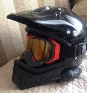 Шлем BRP XC-1