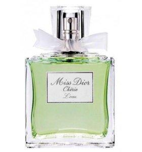 "ТЕСТЕР Christian Dior ""Miss Dior Cherie Leau """
