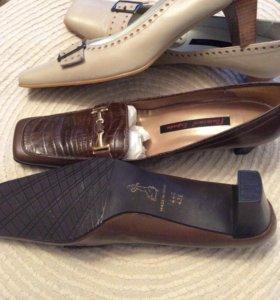 Женские туфли новые 44-43р Испания