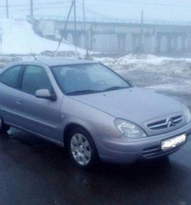 Ситроен Ксара купе 2001