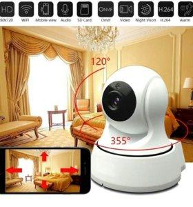 Ip-wifi камера поворотная