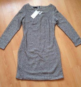 Платье зимнее