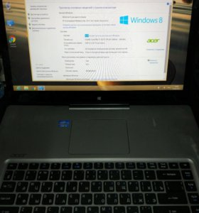 Ноутбук 2в1 core i5 Geforce GT 750M
