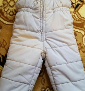 штаны зимние.