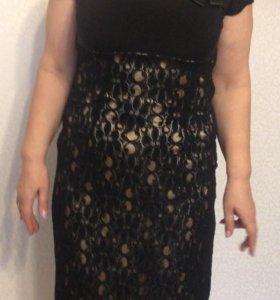 Платье нарядное 48 размер