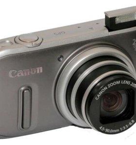 Новый Canon xs260 hs
