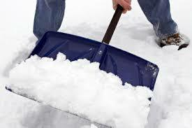 Почистим снег
