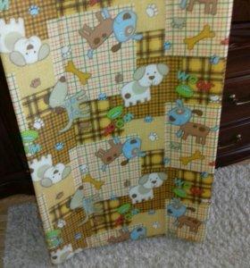Доска для пеленания малыша