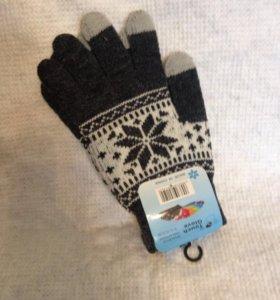 Сенсорные перчатки, унисекс