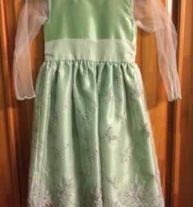 Платье праздничное Рост110-116