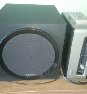 Акустическая система 2.1 Microlab FC550