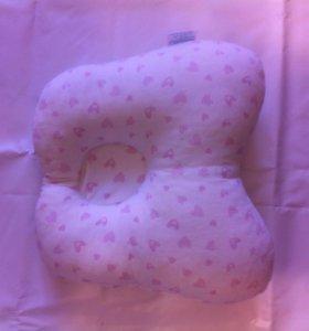 Анотамическая детская подушка