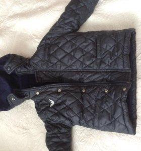 Куртка для мальчика на 1,5-2 года