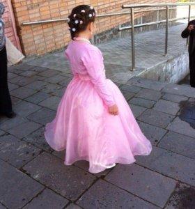 Детское платье на праздник