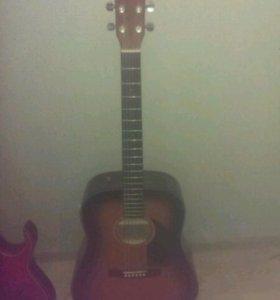 Гитара fender CD 60