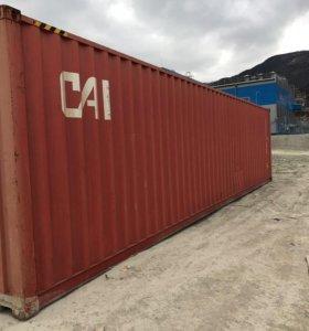 Продаю контейнер 40 тонн повышенной вместимости