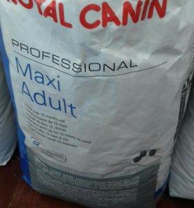 Корм Royal Canin Adult Maxi 20кг