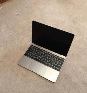 Apple macbook 12 retina 1.2ghz/8/612gb mf841ru/a