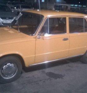 ВАЗ 2101, 1.2 МТ, 1980 года, седан
