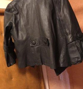 Naf Naf кожаная куртка
