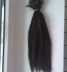 Натуральные волосы (капсулы)