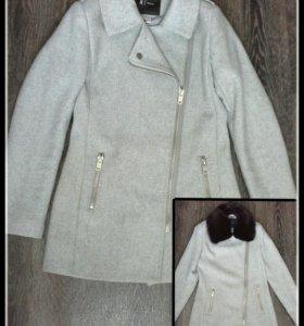 Шерстяное пальто от LaRedoute