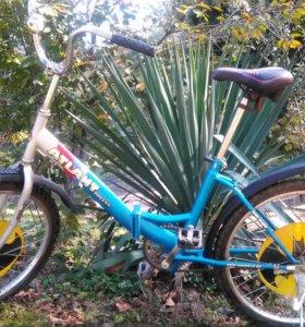 Складной-Велосипед ,Атлант-Stels