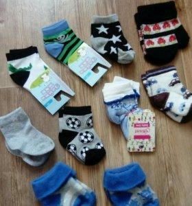 Носочки, варежки