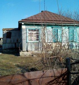 Саманый дом