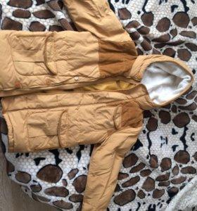 Куртка Адидас размер s 46-48