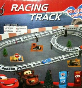 "Автотрек ""Racing track"""