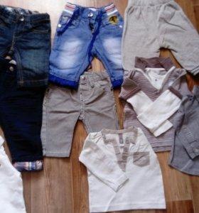 Штаны, свитера, костюмы лето