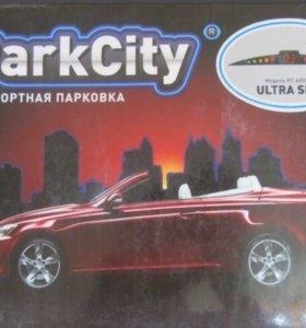 Парктроник ParkCity Ultra Slim. Установка