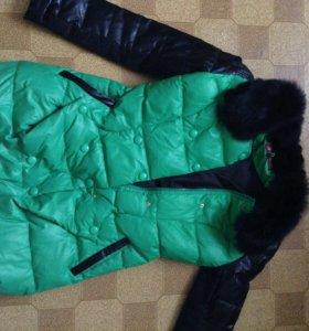Куртка/пуховик новый