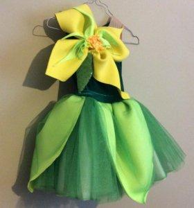 """Детский праздничный костюм """"Фея цветов"""""""